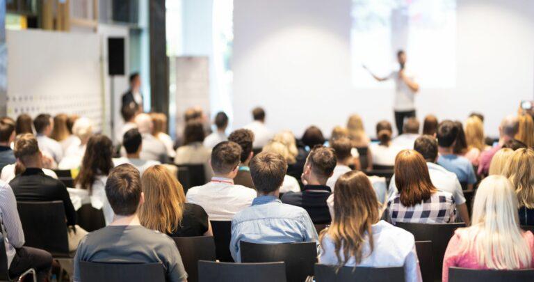 Vorlesung, Vortrag, Luftreinigung